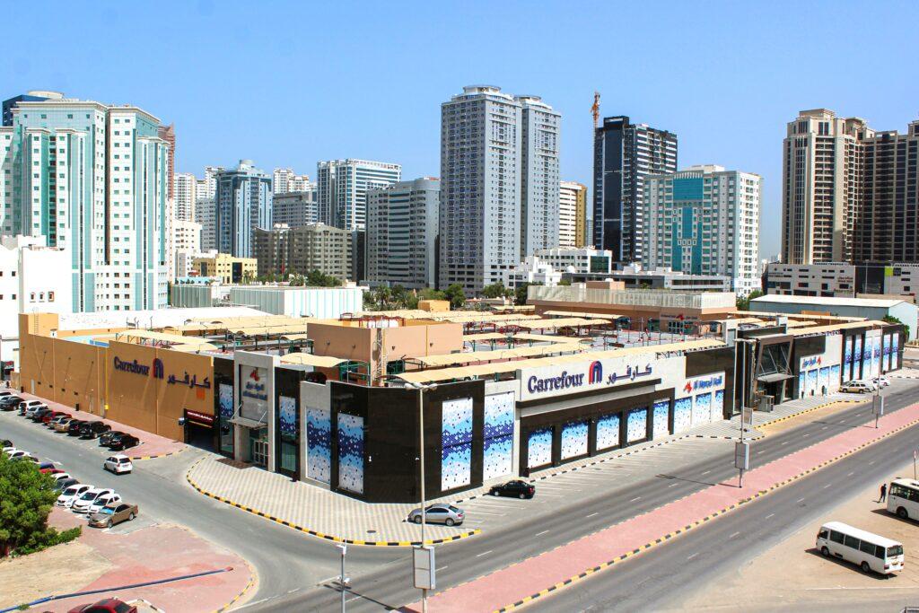 AL Murad Mall Exterior 1-min