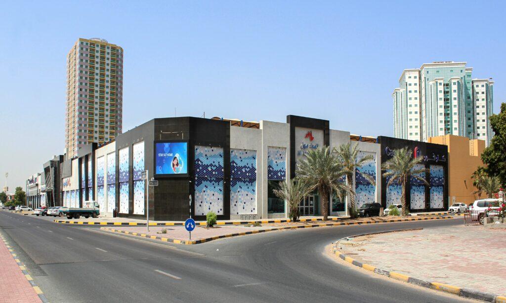 AL Murad Mall Exterior 2-min