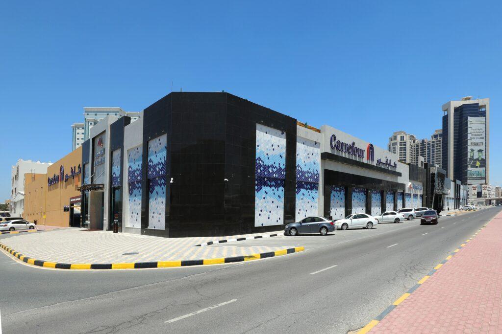 Al Murad Mall Exterior 3-min