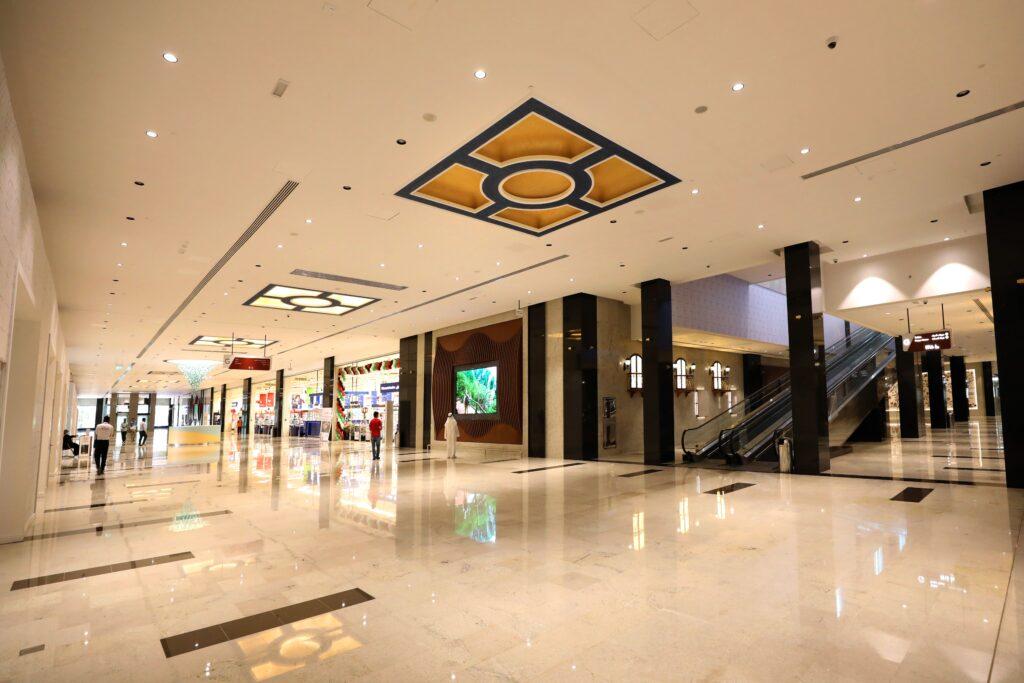 Al Murad Mall Interior 1-min