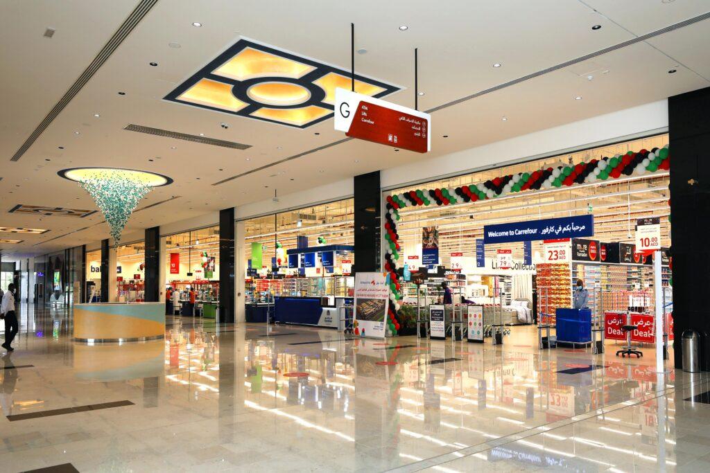 Al Murad Mall Interior 2-min