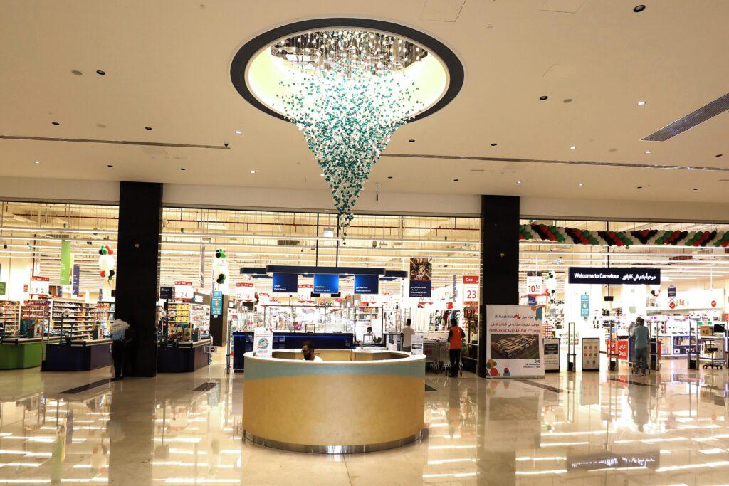 Al Murad Mall Interior 4-min