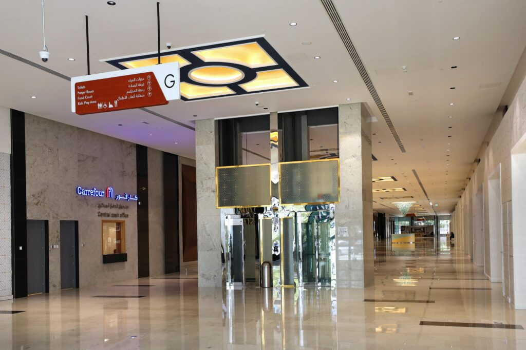 Al Murad Mall Interior 7-min